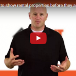 The best way to show rental properties before they are vacant