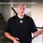 Using video tours to advertise rental properties