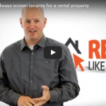 Why you should always screen tenants for a rental property