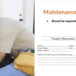 Why maintenance requests should always be in writing